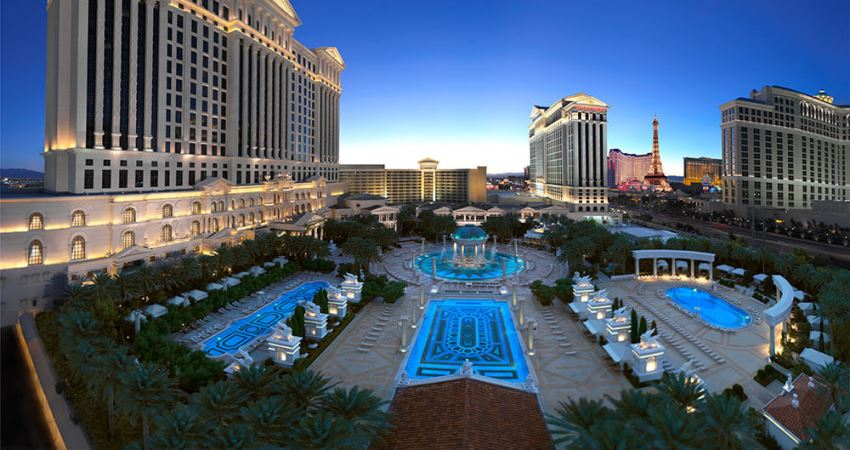 Best Resorts Las Vegas